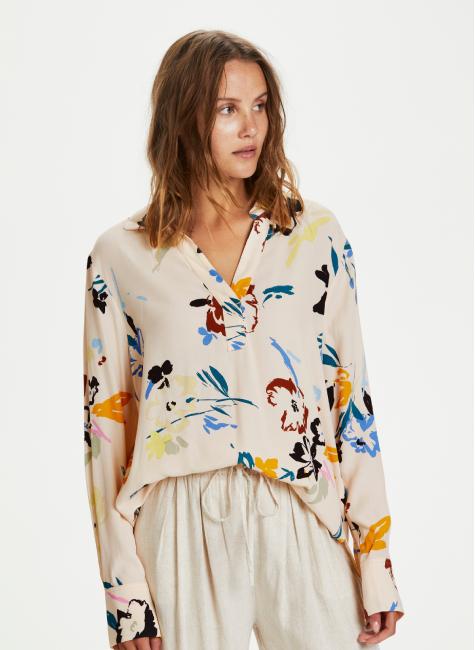Saint Tropez - Freda shirt