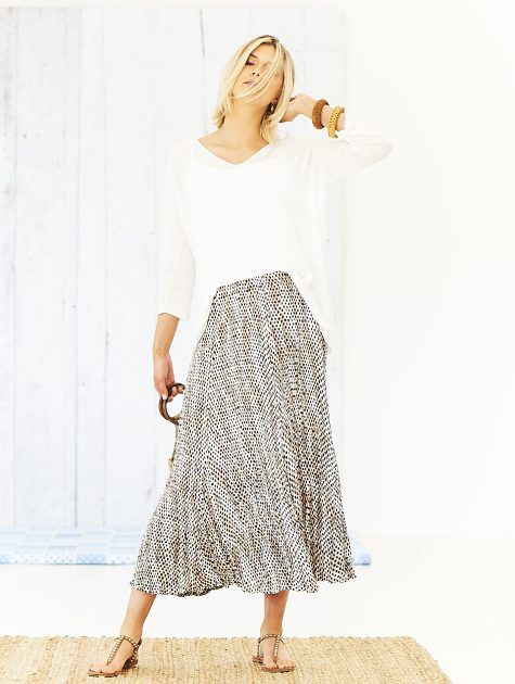 013130SV BLAIR SKIRT