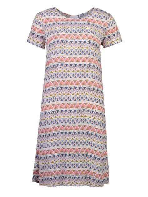 6303 BOHO SHIFT DRESS_Front copy