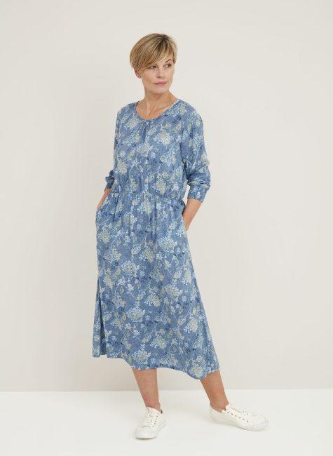 Angelica Dress Wildflower Print_114893WMINDIGO_FRONT