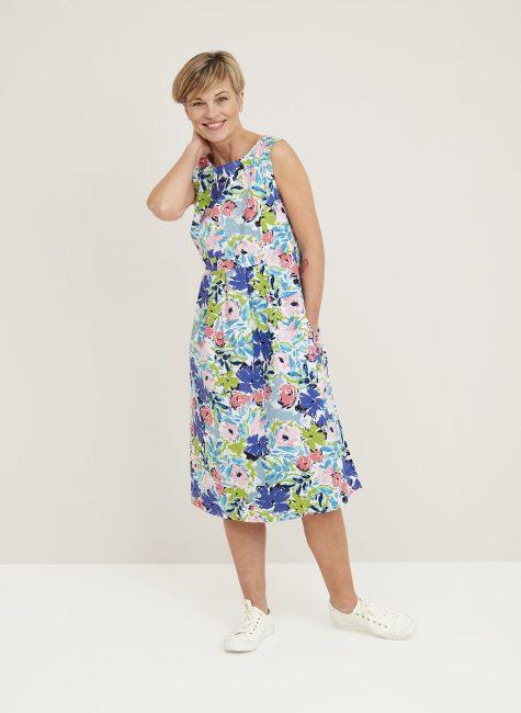 Meadow Dress Sissinghurst Print_124859SPMULTI_FRONT